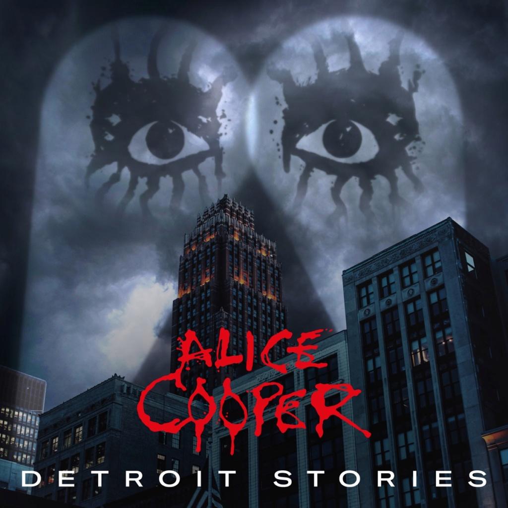 Alice Cooper - Detroit Stories (2021)
