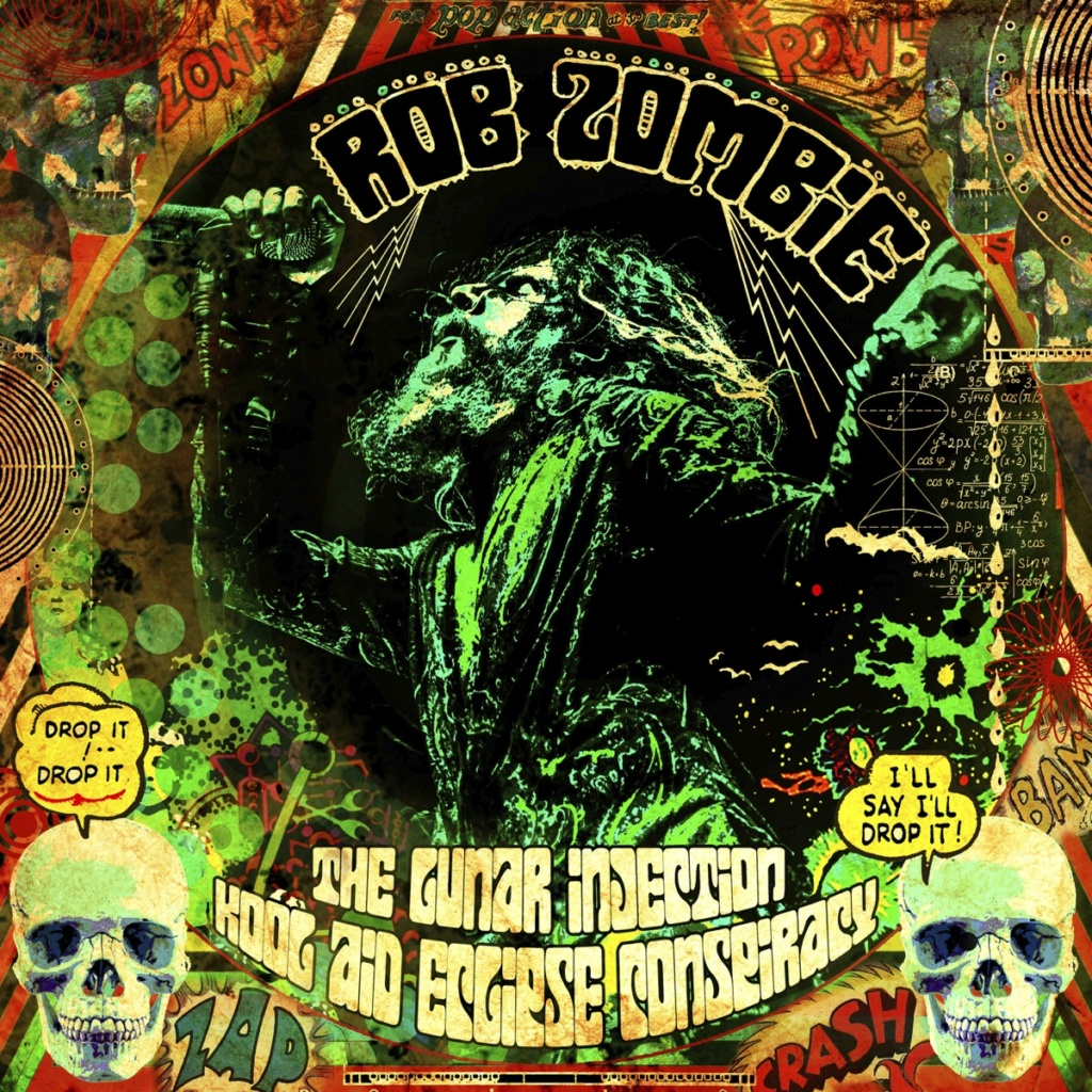 Rob Zombie - The Lunar Injection Kool Aid Eclipse Conspiracy (2021)