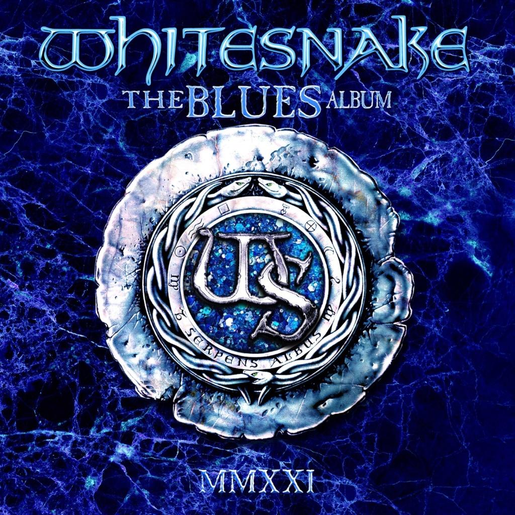 Whitesnake - The BLUES Album (2020 Remix) (2021)