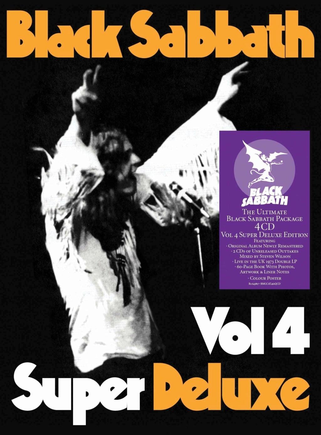 Black Sabbath - Vol. 4 (Super Deluxe Edition) (2021)
