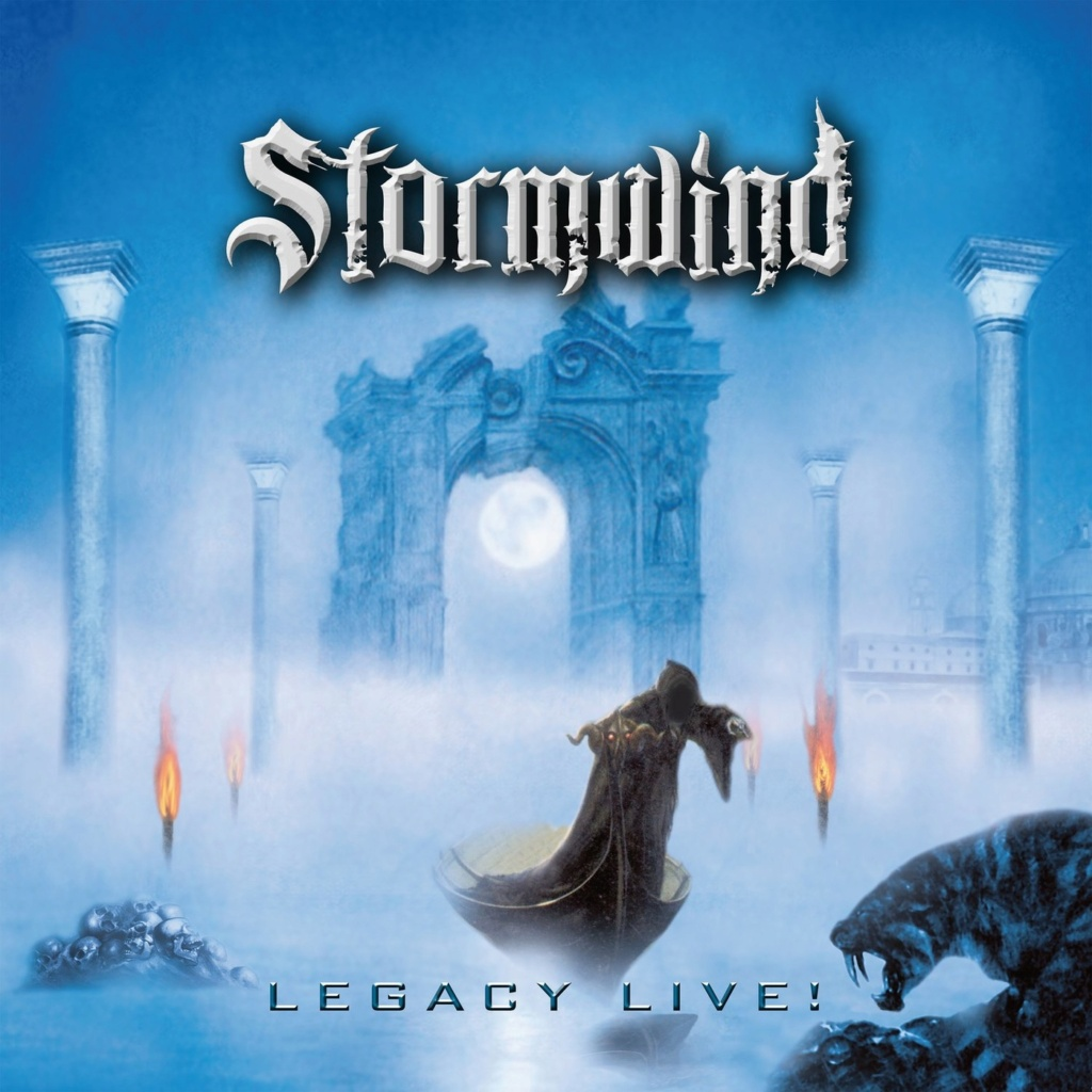 Stormwind - Legacy Live! (Remastered/Reissue) (2021)