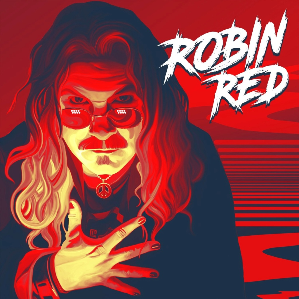 Robin Red - Robin Red (2021)