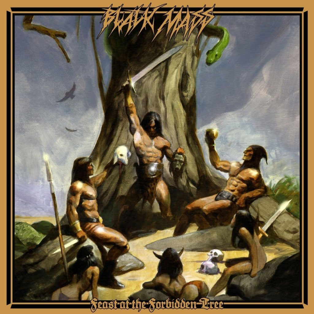 Black Mass - Feast at the Forbidden Tree (2021)