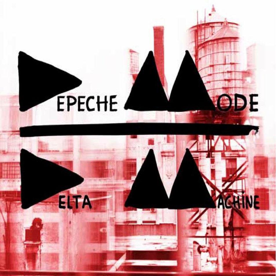 Depeche Mode - Delta Machine (2013)