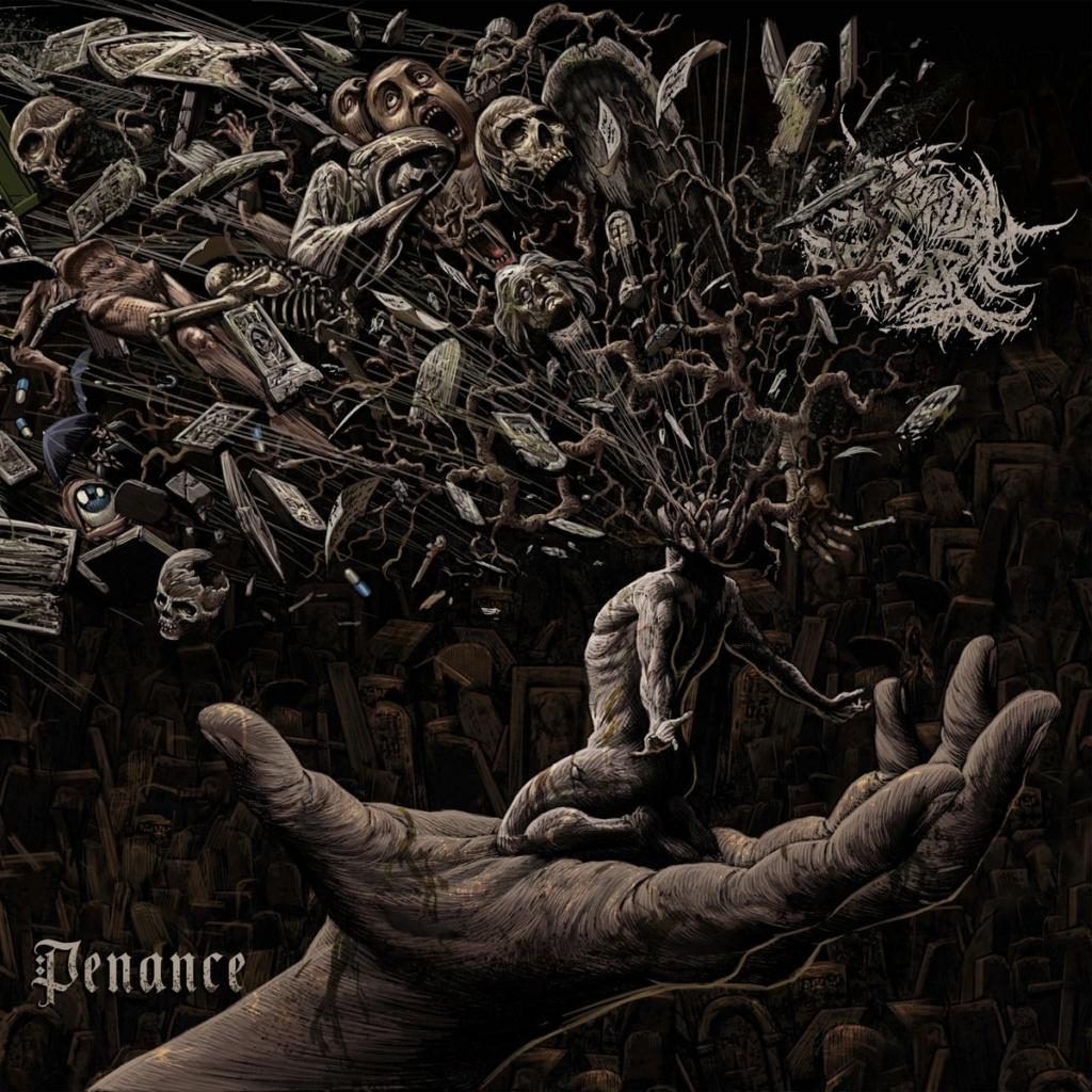 Bound In Fear - Penance (2021)
