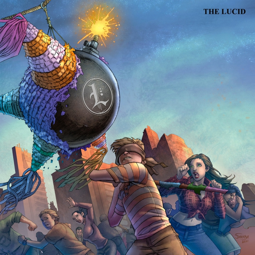 The Lucid - The Lucid (2021)