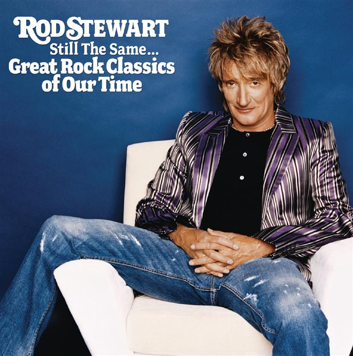Rod Stewart - Great Rock Classics Of Our Time (2006)