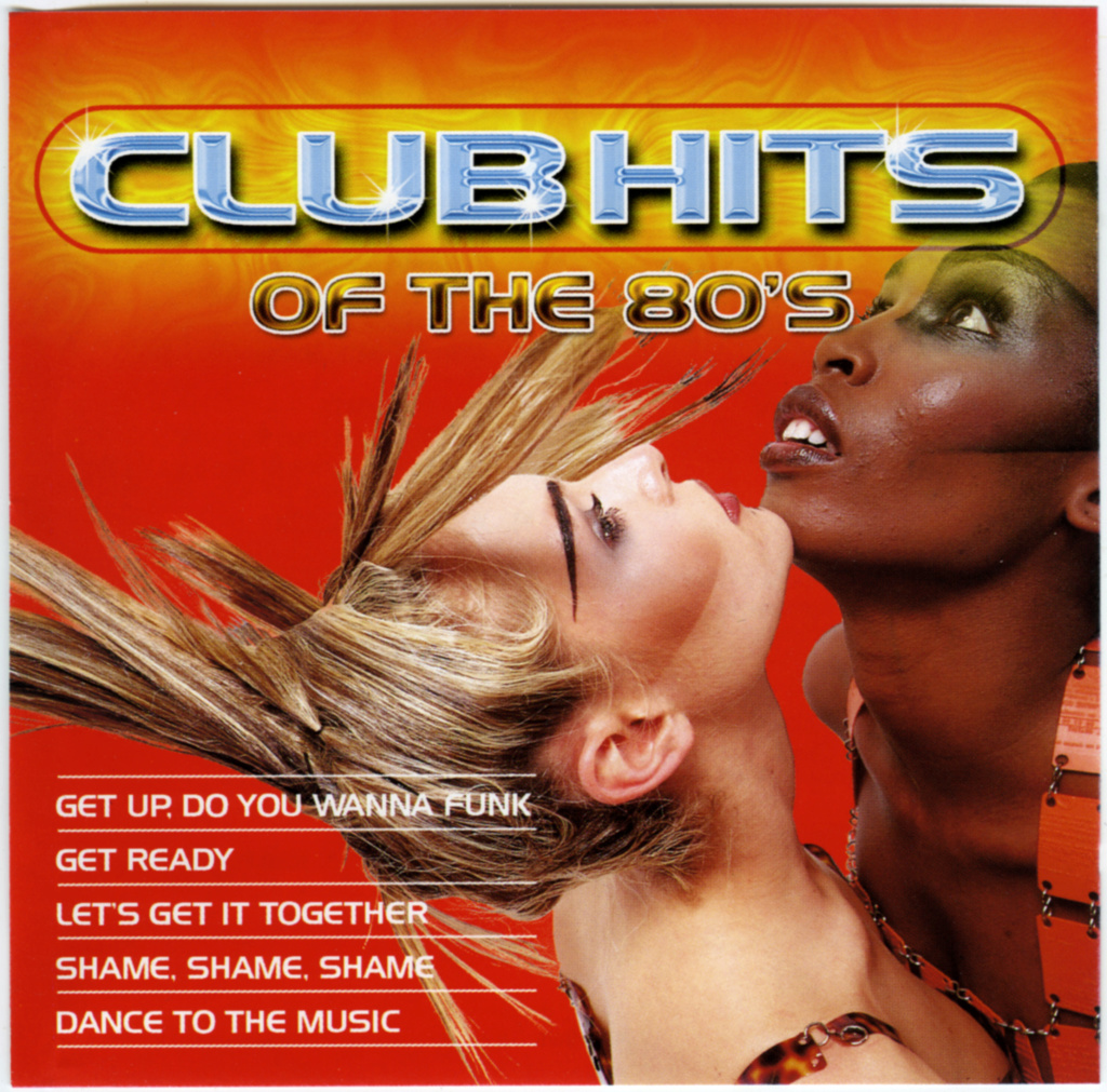 Club Hits Of The 80'S (3 Cds) 2004