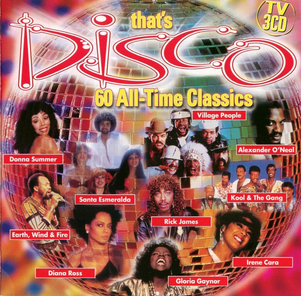 That's Disco - 60 All Time Classics (1998)