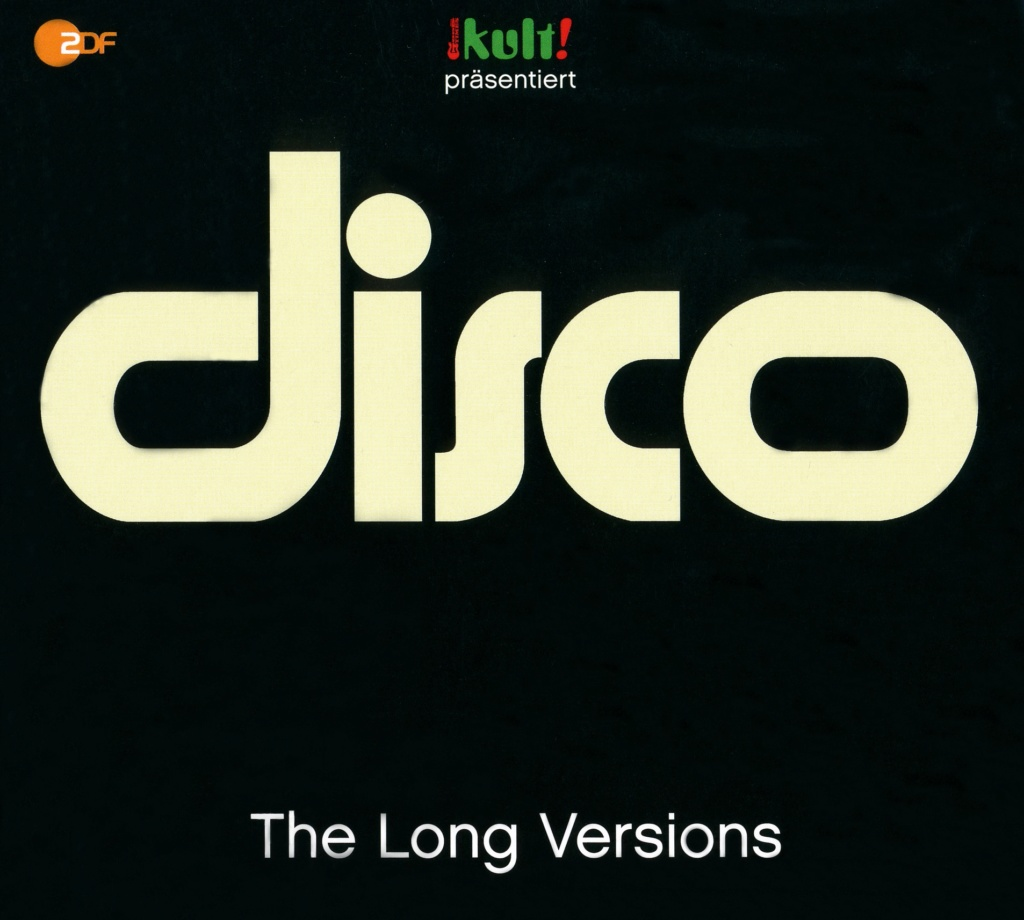 Disco - The Long Versions 3 Cds (2015)