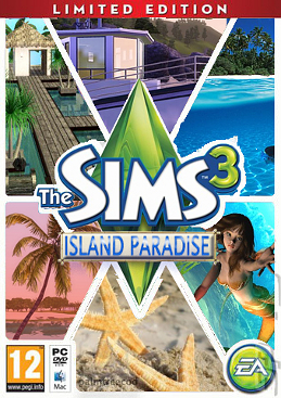 The sims 3 island paradise райские острова