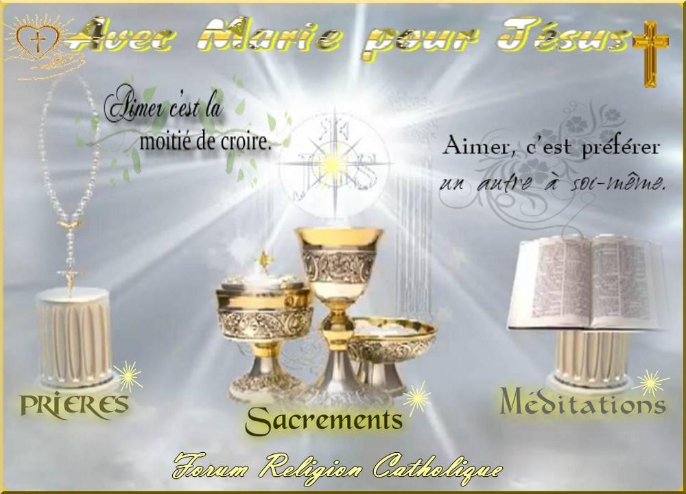 Forum Religion Catholique Avec Marie pour Jésus