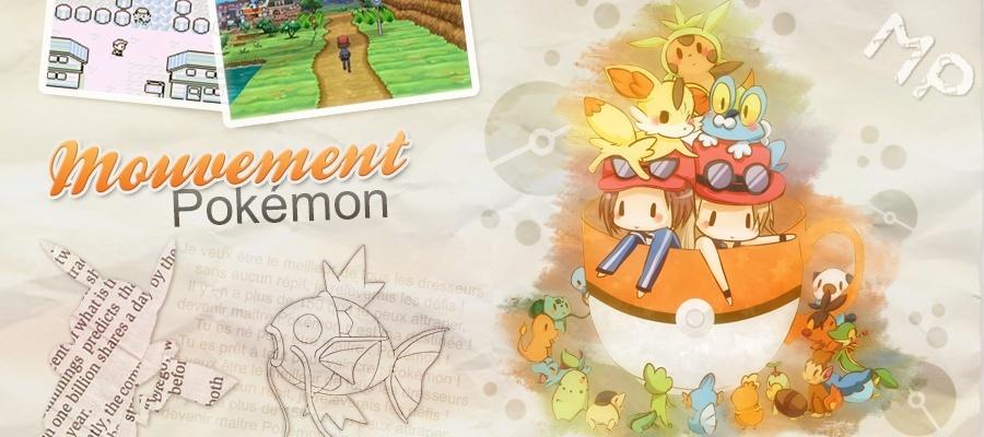Mouvement Pokémon