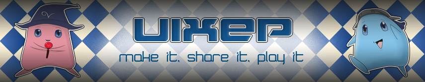 VIXEP - Make it, Share it, Play it