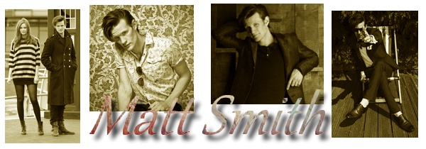 Who is Matt Smith