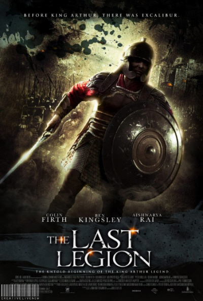 The Last Legion (2007) 720p BluRay x264-DMZ