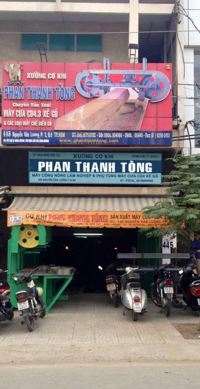 Cơ Khí Phan Thanh Tòng