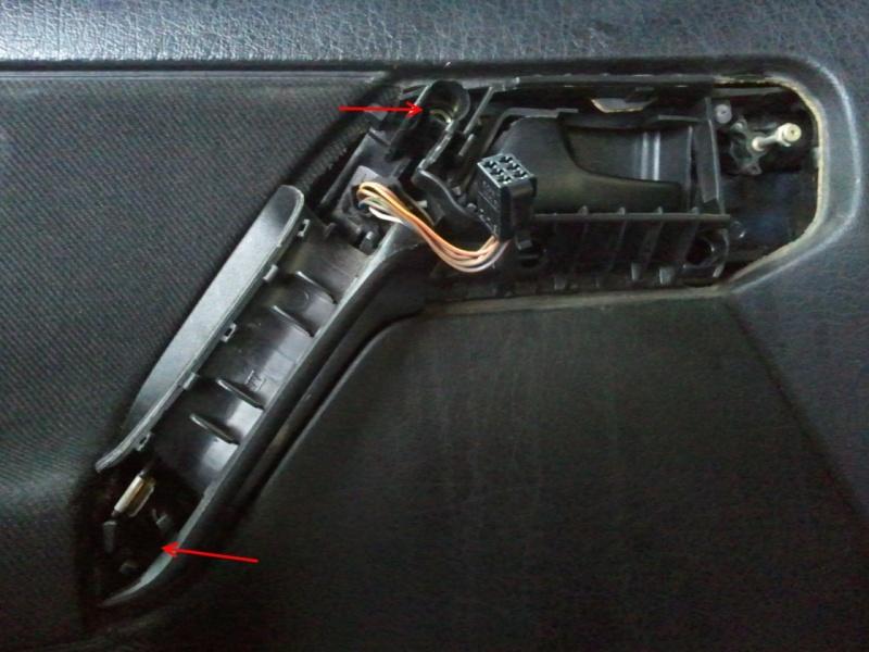 Comment d monter la garniture de porte for Demonter poignee de porte