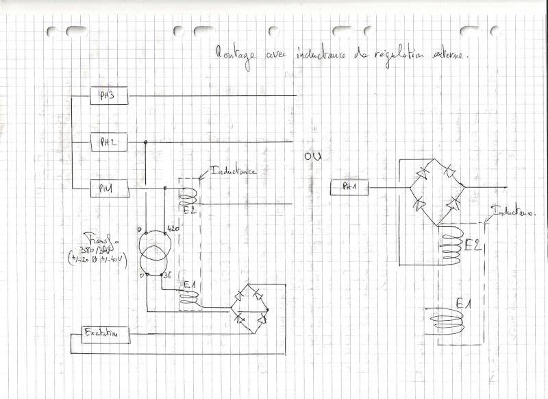 recherche infos sur alternateur avec induit au rotor 5kva