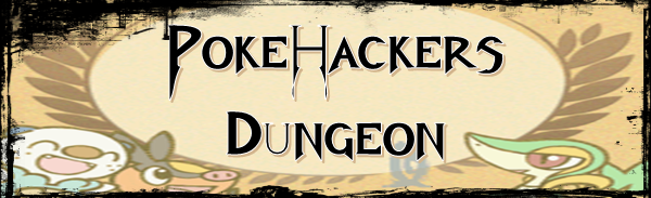 PokeHackers Dungeon