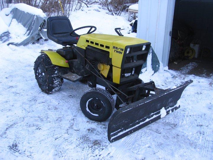 Ss16 Sears Garden Tractor : Trade sears suburban ss for
