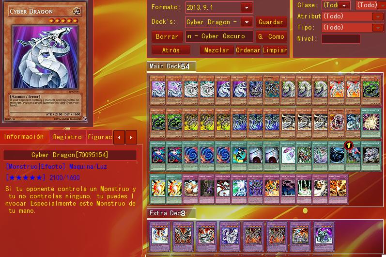 Neat jaden yuki deck image here, check it out