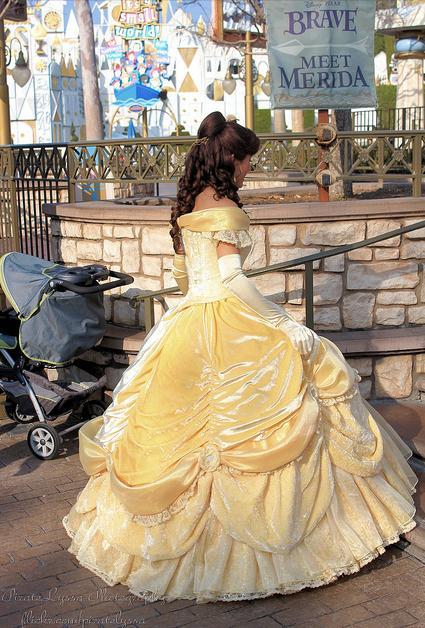 Nouvelles robes pour les princesses page 4 for Robe de cendrillon pour mariage