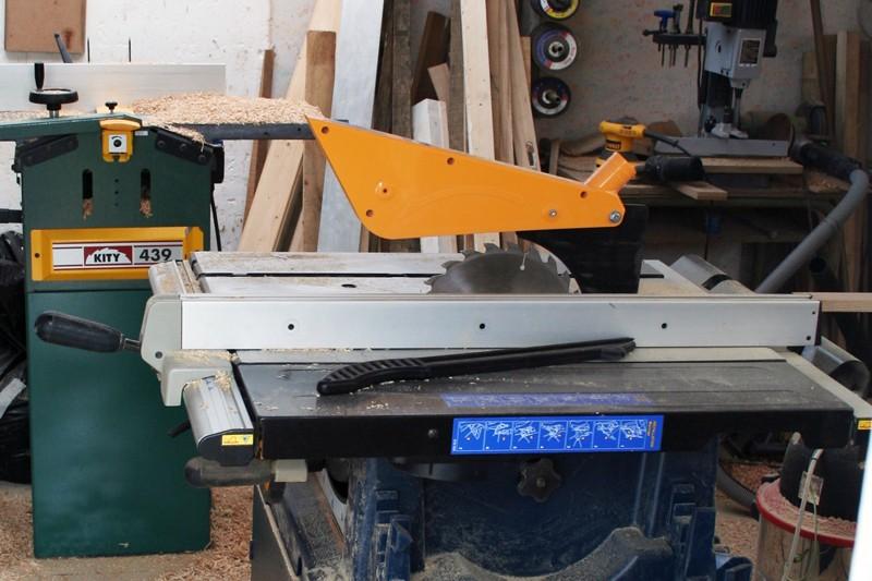 Fabrication d 39 une scie sur table page 2 - Scie sur table fabrication maison ...