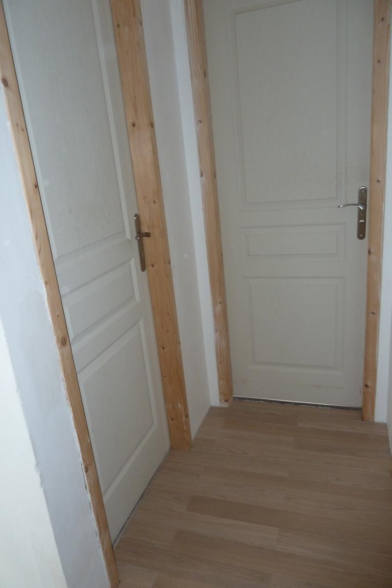 Comment peindre mon couloir for Peindre les portes