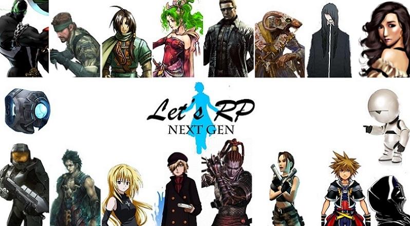 Let's RP Next Gen