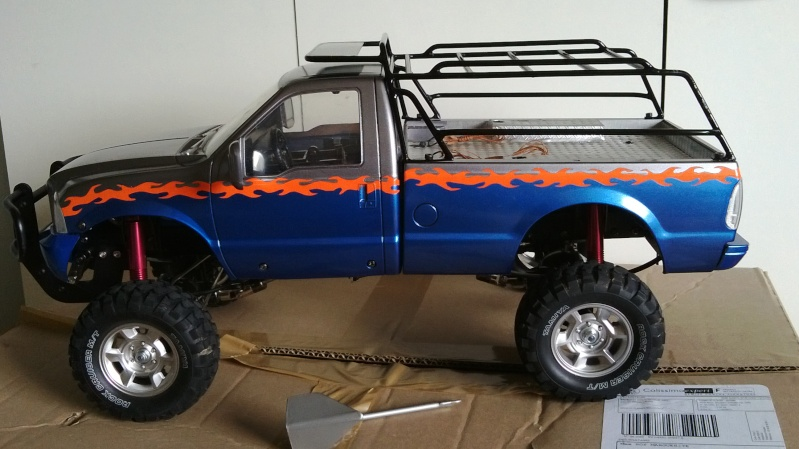 Ford f350 sema show for Garage ford cholet