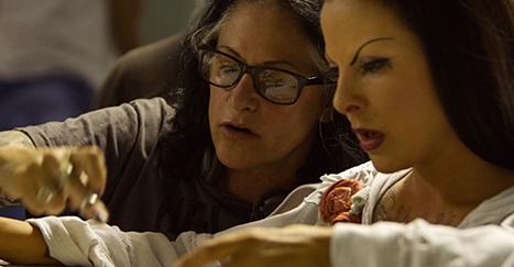 K 11 Movie ... : Kate del Castillo & Jules Stewart talk about 'K-11' and Kri...