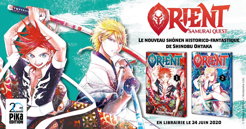 Pika - Orient Samourai Quest
