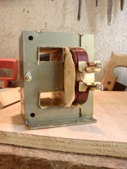 Fabrication d 39 un poste souder par points - Machine de fabrication de treillis a souder ...
