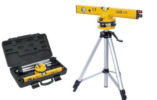 Bricauboisaufer pour les 39 makers 39 du bricolage train for Niveau laser pcl 10