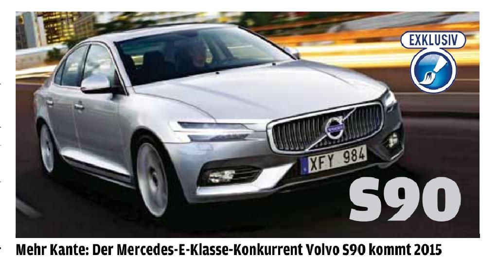 Volvo S90 2015