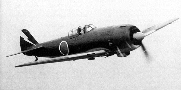 Nakajima Ki-84 Hayate 'Franck'  hayate10