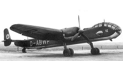 Junkers Ju 288 junker10