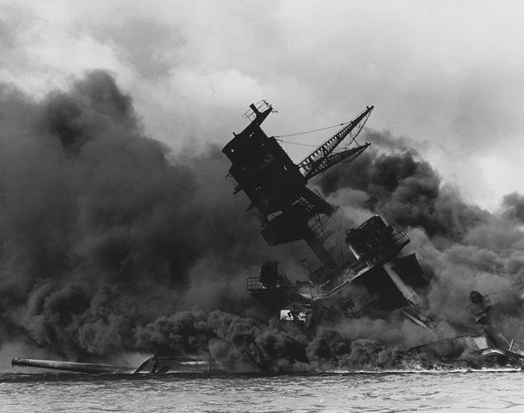 8 décembre 1941 Les Etats-Unis déclarent la guerre au Japon  ussari10