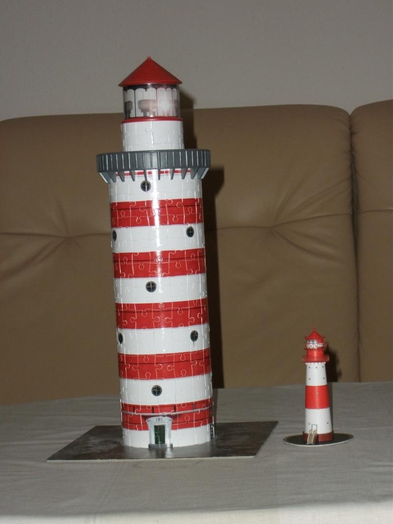 Der leuchtturm falsh ft for Leuchtturm basteln