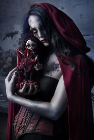 Hölga, ou Lady Rød