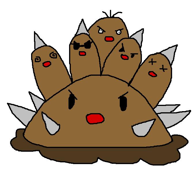 Pokemon parodien gotta paint them all for Boden pokemon