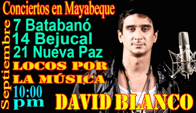 Compositor cubano David Blanco