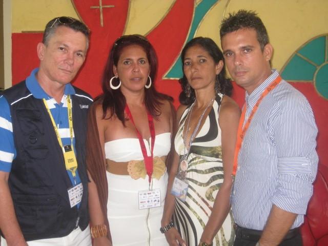 Realizadores radiales premiados de Mayabeque