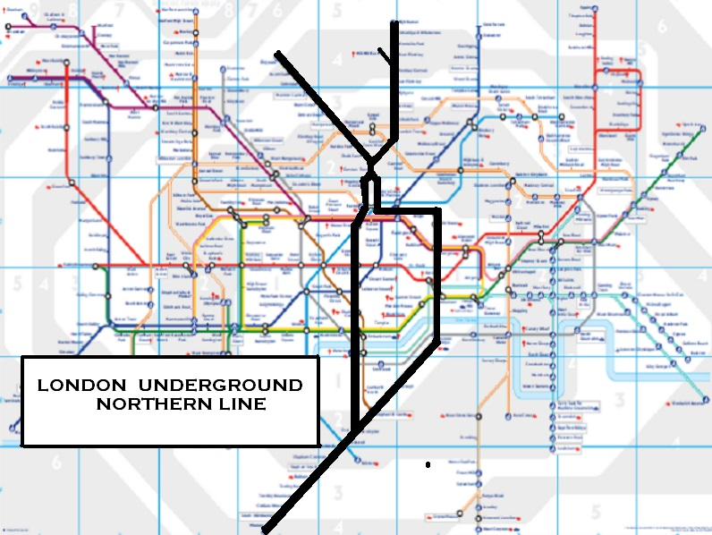 London Underground Northern Line
