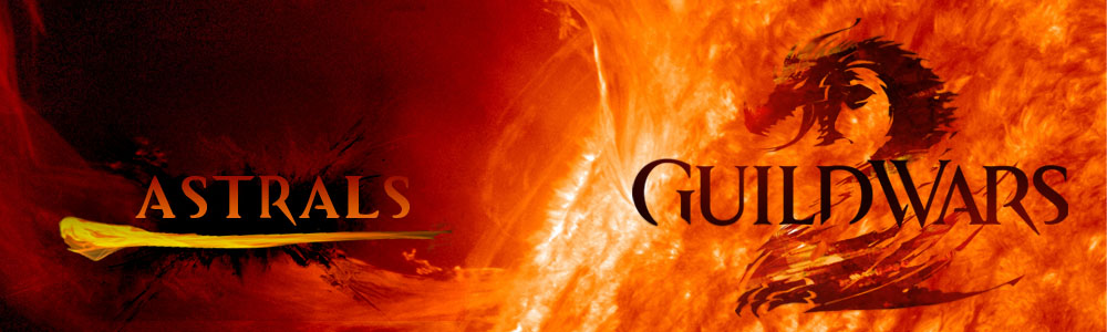 Guilde Astrals [ATS] Forum officiel - GUILD WARS 2
