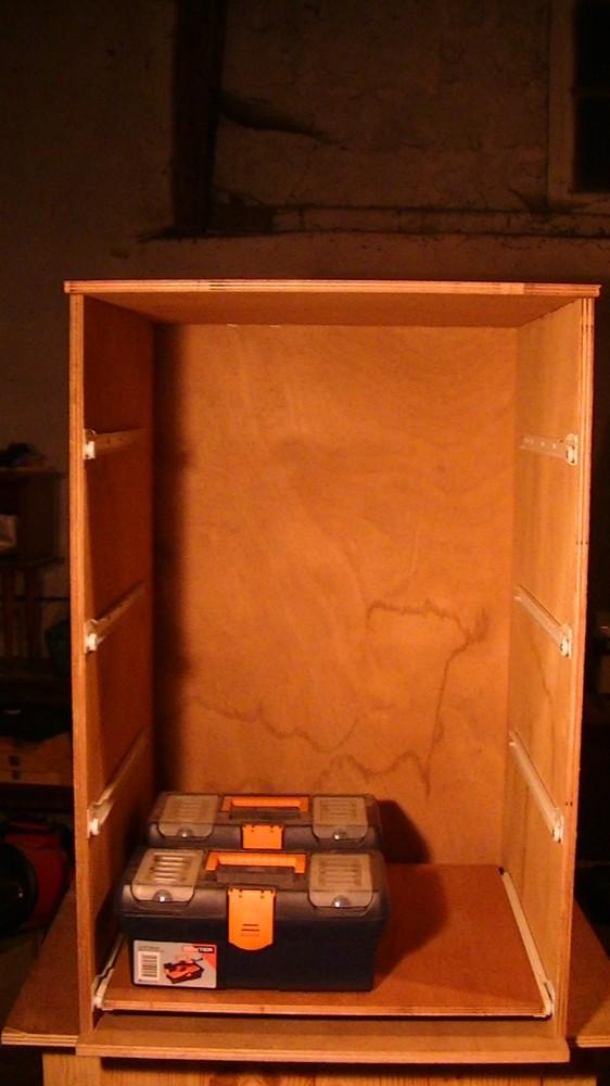 Meuble pour caisse a outils - Outil pour deplacer meuble ...