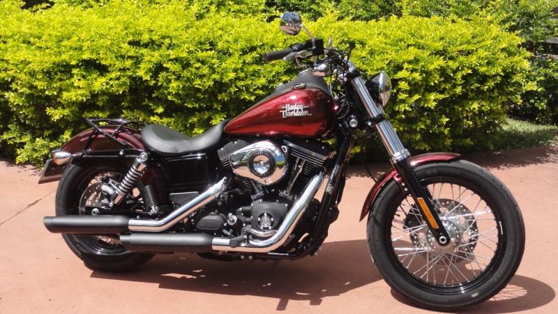 Harley Davidson Dyna Pour Commencer