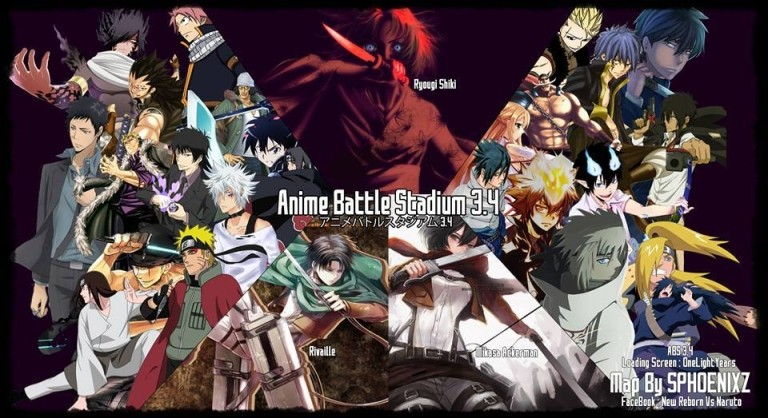 Anime Battle Stadium™ Forum