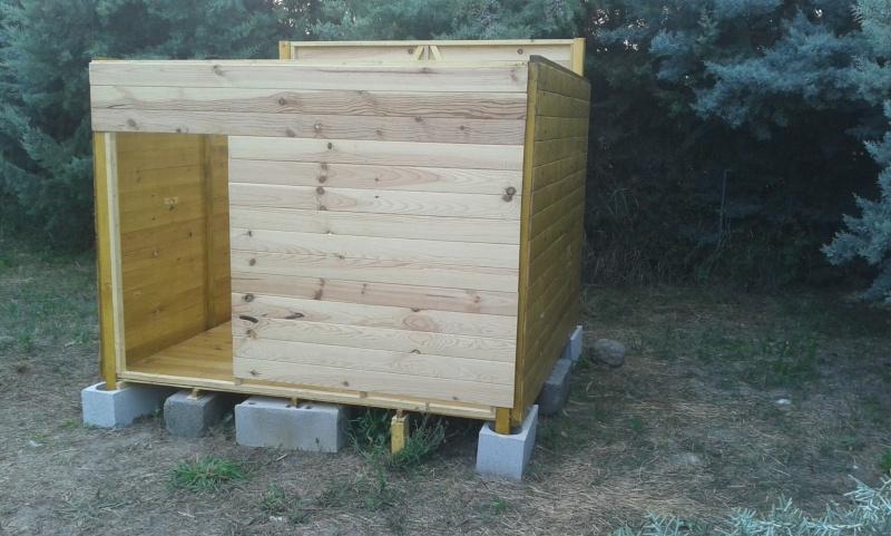 Fabriquer une cabane pour une biquette - Le bon coin abri de jardin occasion particulier ...